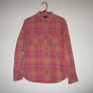 Mishka mnwka Summer color plaid shirt huf Supreme